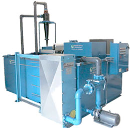 Tube Mill Coolant Recycling System
