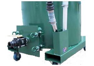 Green Machine Sump Cleaner/Filter Unit